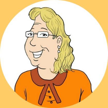 AbueCool Cartoon-Round
