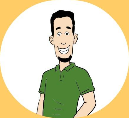 PapiCool Cartoon-Round