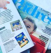 Dania Santana's book - La Familia Cool - featured in Ser Padres magazine