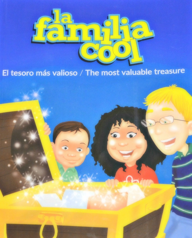 la-familia-cool-the-most-valuable-treasure-book