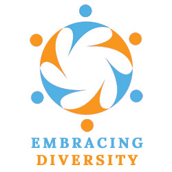 Embracing Diverstity logo