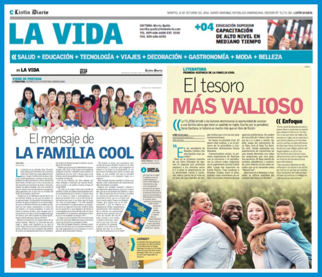reportaje-listin-diario-la-familia-cool