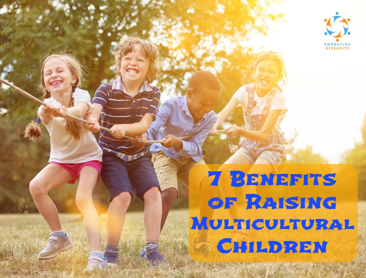 the benefits of multiculturalism in corporate america Business advantages of diversity in the  most companies in america recognize  foreign executives are extremely successful in the american corporate world.