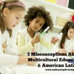 misconceptions about multicultural education