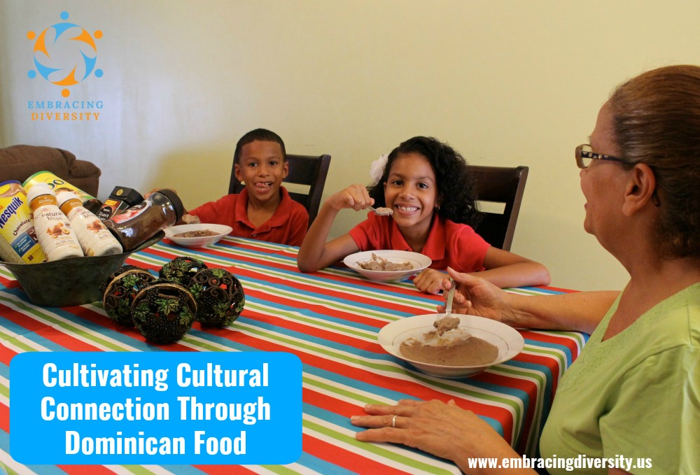 Make this traditional Dominican recipe and share the culture behind it with your family.